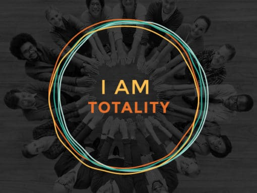 I am Totality Logo